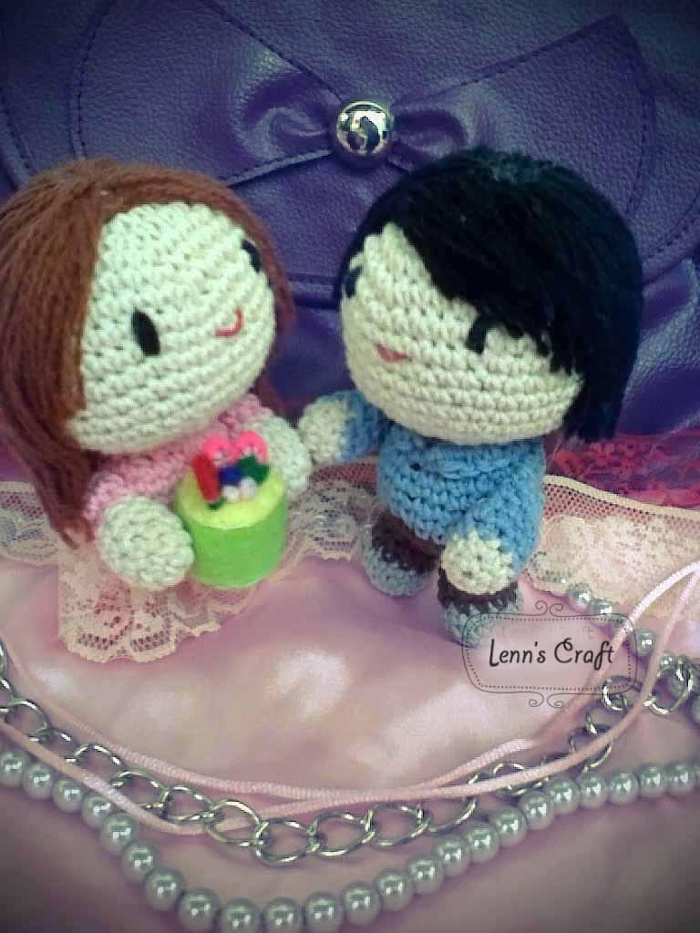 Lenn S Craft Handmade Doll Amigurumi Birthday Gift