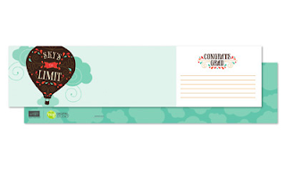 For The Grad Digital Gift Card Template Stampin' Up!