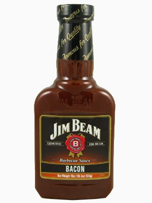 Jim Beam Bacon Barbecue Sauce