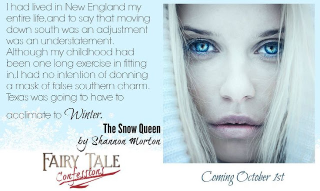 The Snow Queen by Shannon Morton!