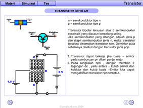 Transistor Hagesains