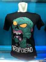 kaos drop dead, kaos dropdead, drop dead, kaos dropdead murah, kaos dropdead bandung, kaos dropdead terbaru, kaos drop dead bandung, kaos drop dead logo monster