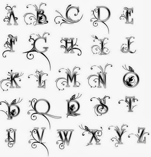 Tattoo Fonts Handwriting | Hand Writing