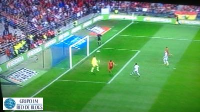 Gol de Jordi Alba