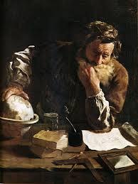 archimedes portrait