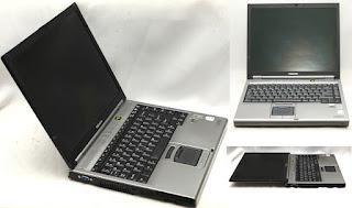 Laptop Bekas Toshiba Tecra M5