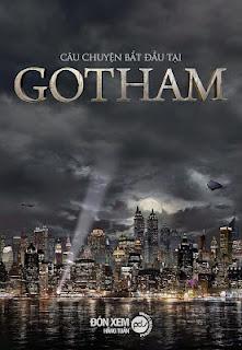 Thành Phố Gotham - Phần 1 - Gotham Season 1