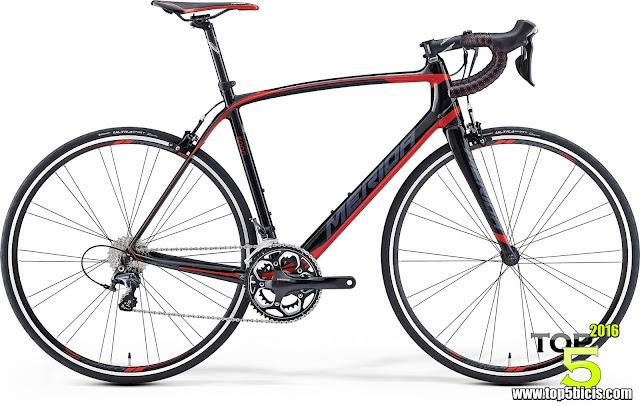 Merida Scultura 5000, una bici sencilla, pero de gran calidad