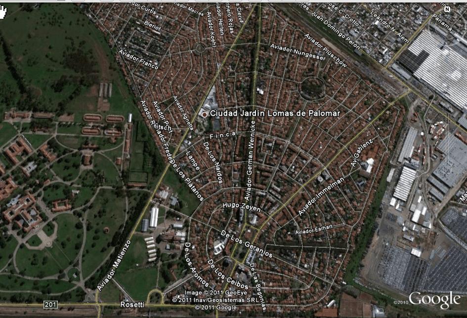 Pensando la bronca a ciudad jardin el palomar for Instituto ciudad jardin