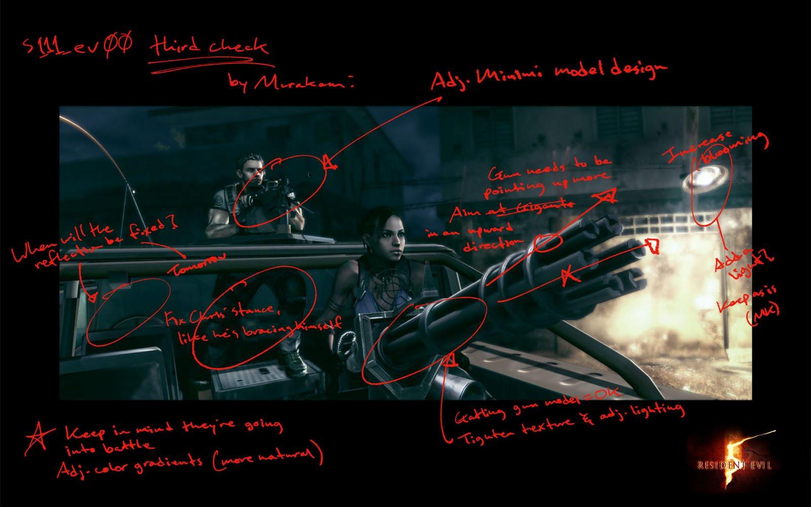 Resident evil 5 wallpapers pc games wallpapers - Wallpaper resident evil 5 ...