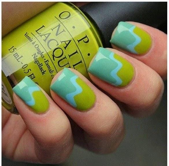 Zona Femenina: Hermosos Diseños para tus Uñas. - El Blog de Camille