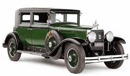 El Cadillac blindado de Al Capone