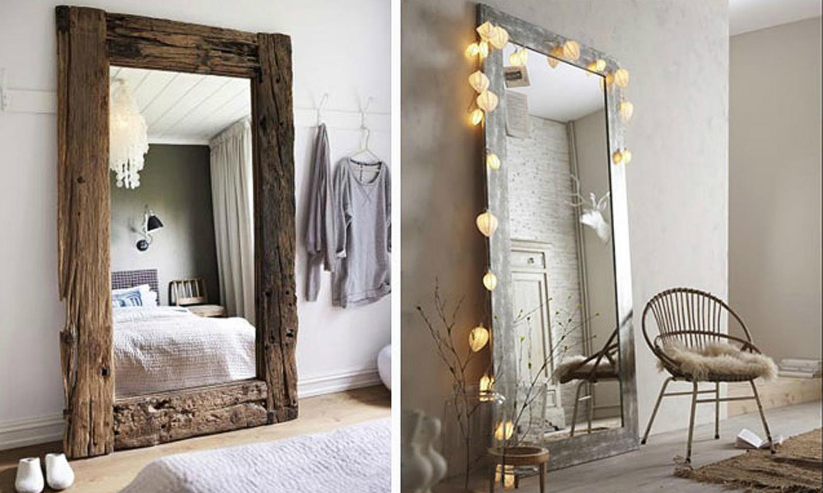 Pequena not vel id ias para um closet vintage for Ideas para decorar espejos redondos