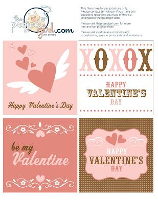 dia dos namorados - cartões e tags - imagem para impressão