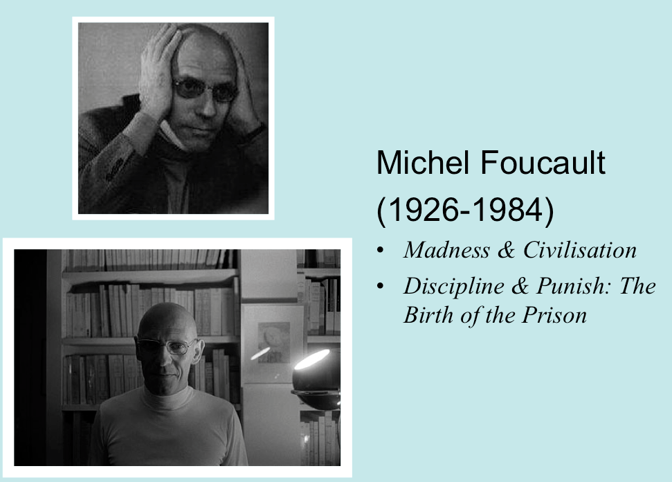 michael foucaults panopticism