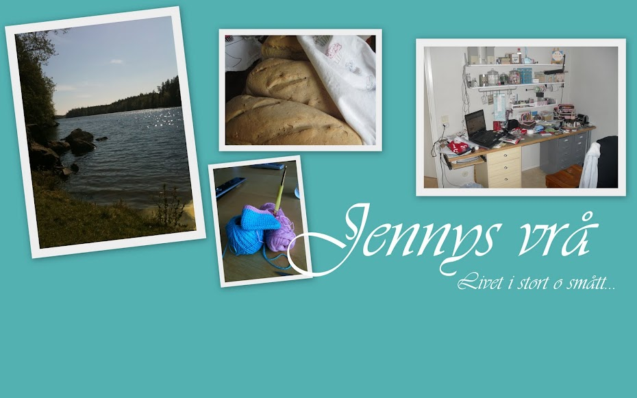 Jennys Pysselvrå