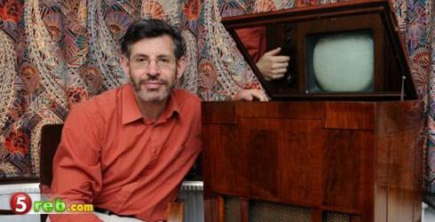اقدم تلفزيون في بريطانيا ما زال يعمل