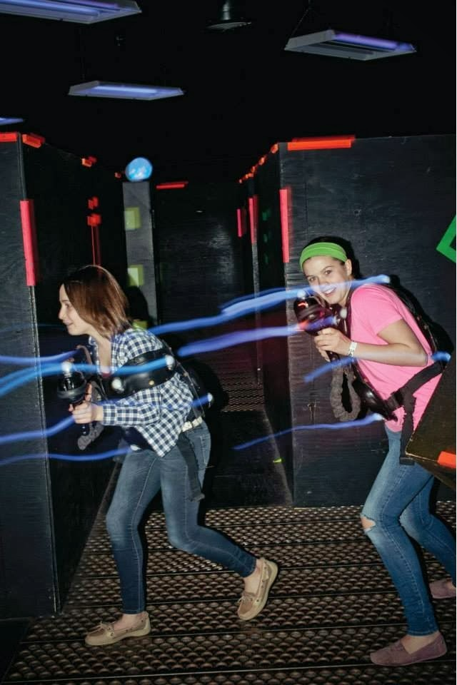 Laser Tag Is One Of Five Attractions At The Web Extreme Entertainment Center That Makes It Best Indoor Birthday Party Places In Cincinnati