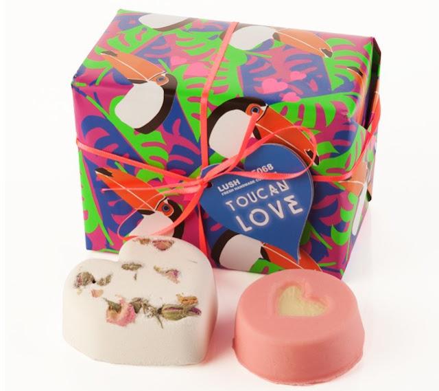 toucan love gift box
