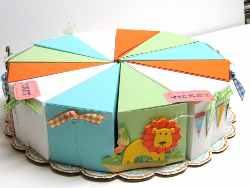 Extra Large Cake Slice Boxes