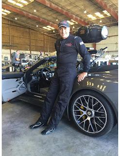 Roger Richman Stunt Driver