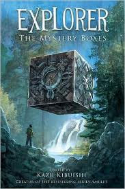 image: Explorer The Mystery Boxes - mystery book review