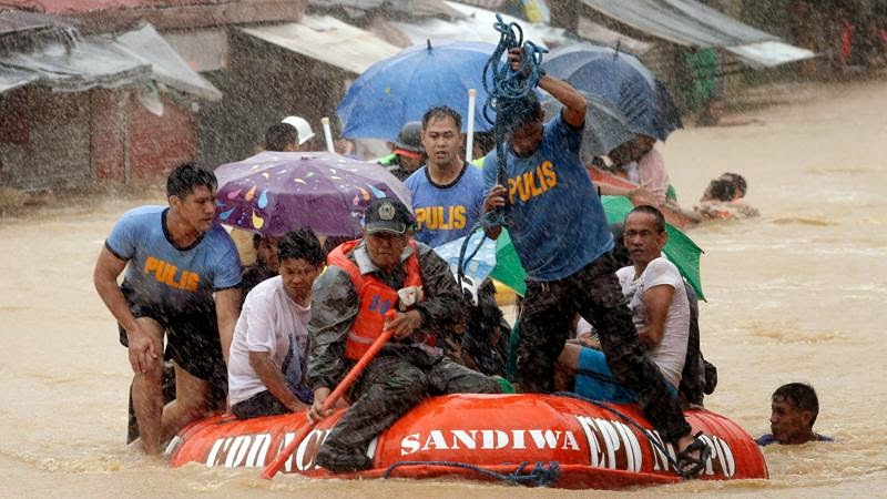 TYPHOON PHILIPPINES