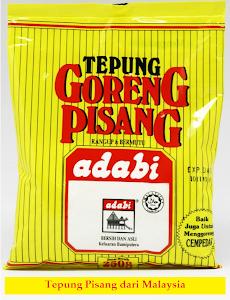 Tepung Pisang