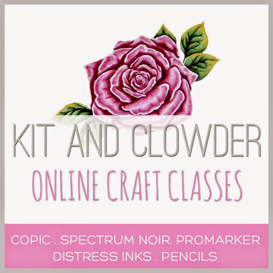 amazing online craft classes from kit and clowder