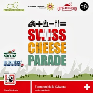 "Contest ""Swiss Cheese Parade - Street Food"""
