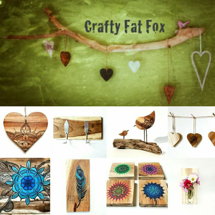 Crafty Fat Fox
