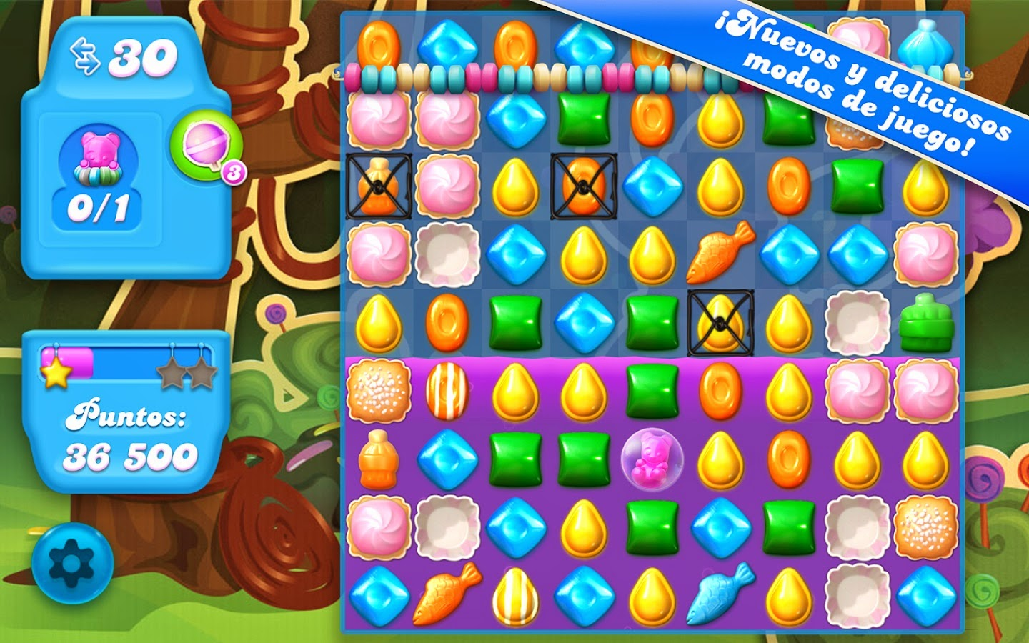 Candy Crush Soda Saga para Android