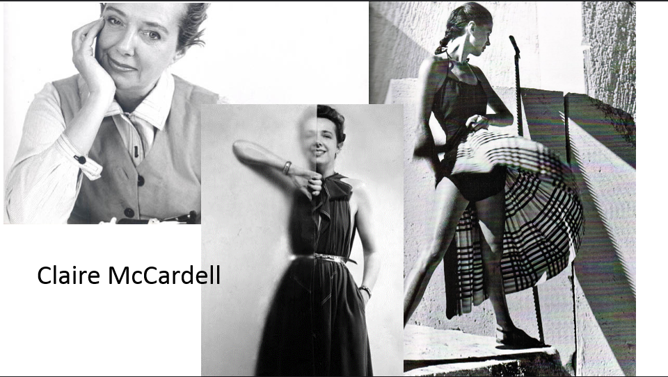 Lesimplyclassy : Designer Love: Claire McCardell