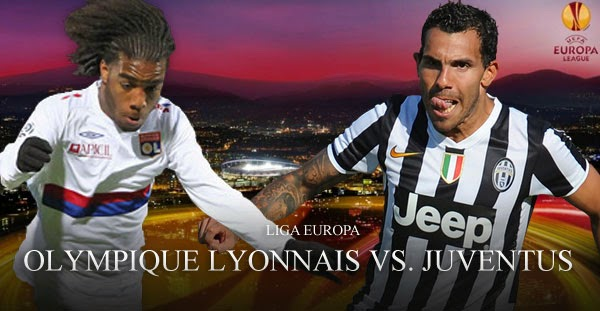 Prediksi Pertandingan Olympique Lyon vs Juventus 4 April 2014