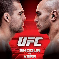 UFC Los Angeles Shogun Vera