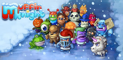 Muffin Knight v1.5 .Apk Game Android