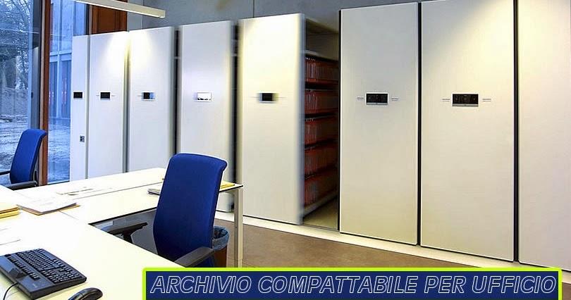 Fornitura E Riparazione Archivi Compattabili