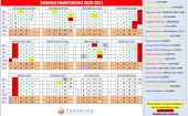 Συνοπτικό σχολικό ημερολόγιο 2021-22