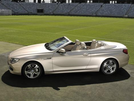BMW 6 Series Convertible Picture HD