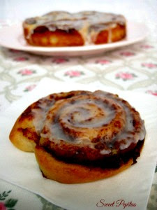 receta cinnamon rolls