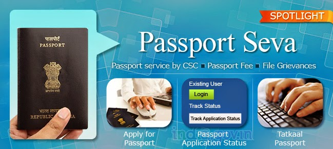 Passport Seva Agent in Delhi