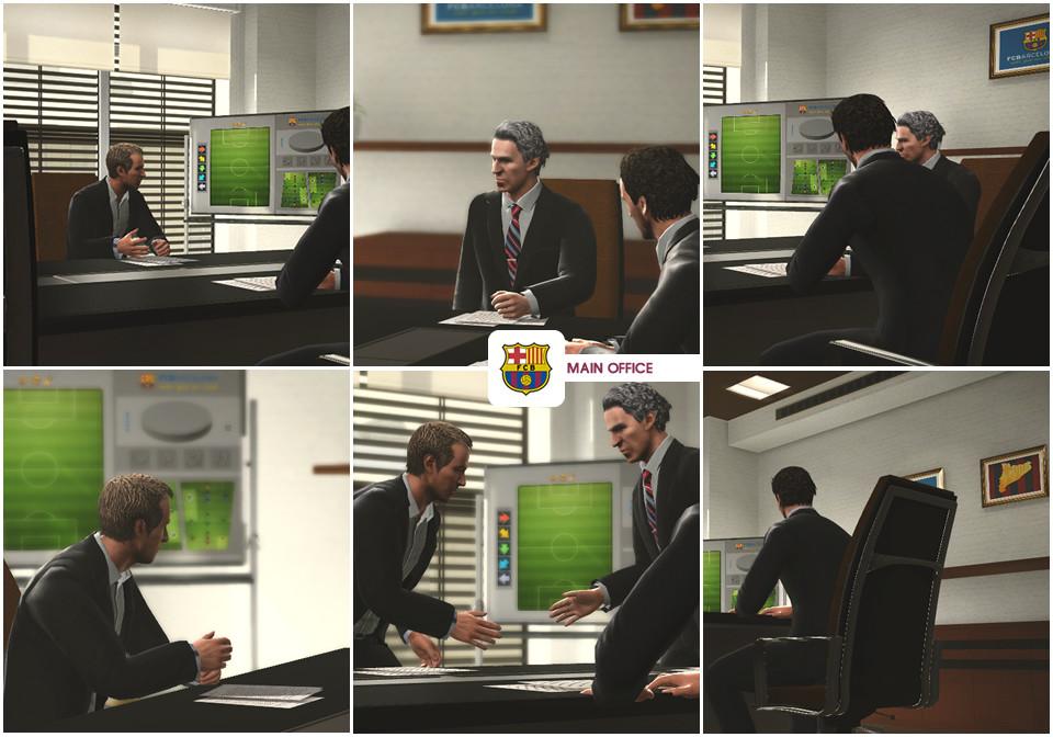 218) Pack Football Life PES 2013 - FC Barcelona ~ Megafire Blogspot