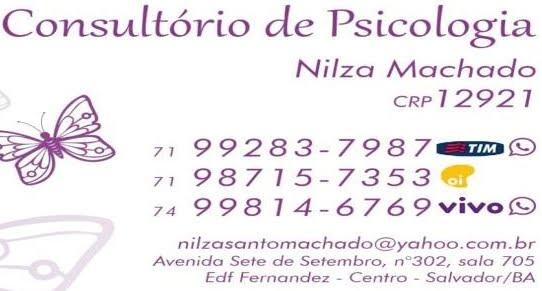 Atendimentos Psicoterapêuticos