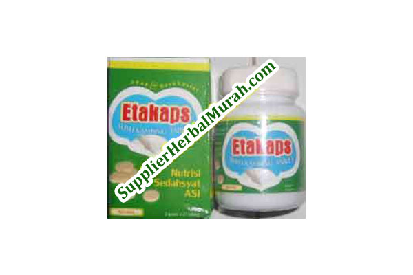 Susu Kambing Tablet ETAKAPS Natural