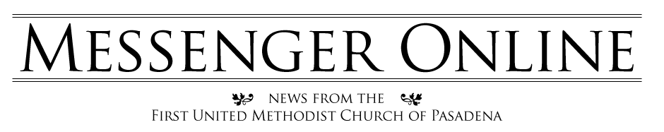 FUMC Pasadena News