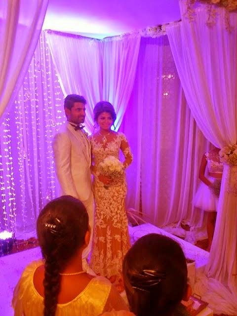 Bhagya Hettiarachchi Wedding Day Photos