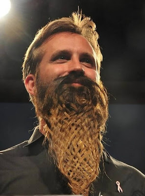 Strange and Crazy Beards Seen On www.coolpicturegallery.us