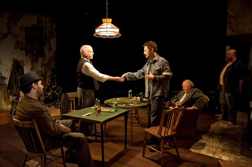 The Seafarer by Conor McPherson at Pacific Theatre, March 2014