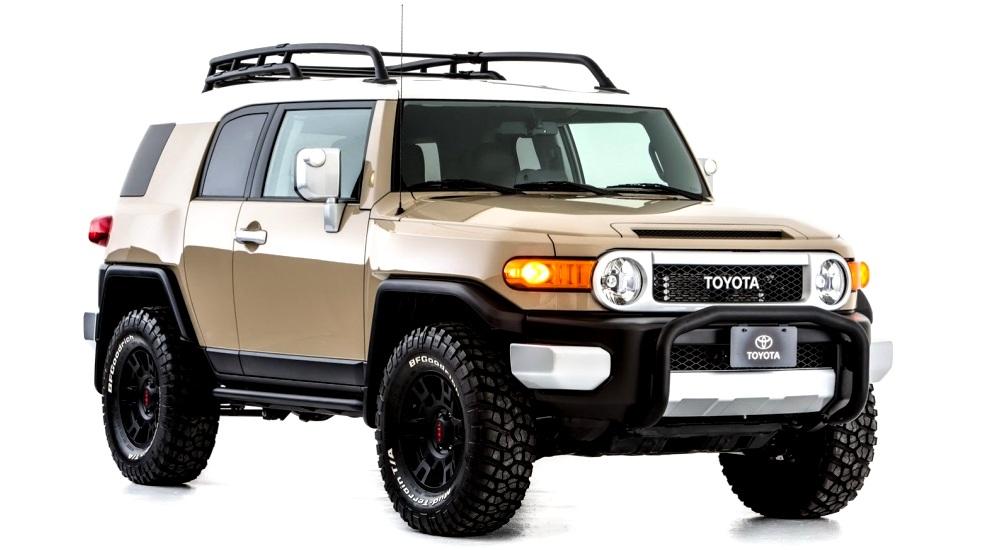 Toyota FJ-S Cruiser