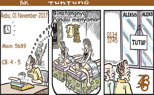 Prediksi Gambar Pak Tuntung Rabu 01 10 2017